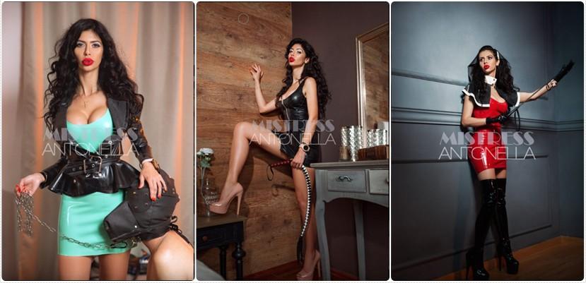 Antonella - Silicone Goddess, ScatShop Model